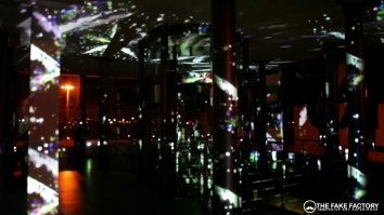 IMMERSIVE ART EXPERIENCE THE FAKE FACTORY0090