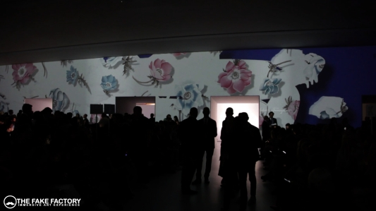 THE FLOWERS ROOM IMMERSIVE ART - FERRAGAMO - MILAN FASHION WEEK204