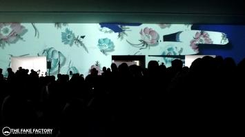 THE FLOWERS ROOM IMMERSIVE ART - FERRAGAMO - MILAN FASHION WEEK407