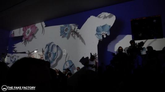 THE FLOWERS ROOM IMMERSIVE ART - FERRAGAMO - MILAN FASHION WEEK482
