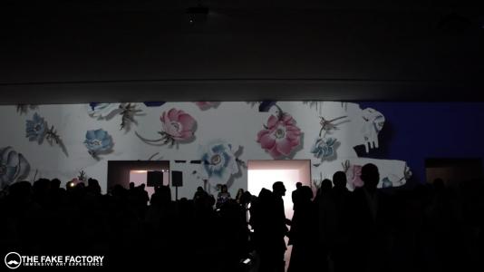 THE FLOWERS ROOM IMMERSIVE ART - FERRAGAMO - MILAN FASHION WEEK595