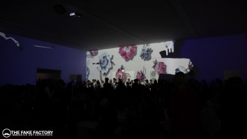 THE FLOWERS ROOM IMMERSIVE ART - FERRAGAMO - MILAN FASHION WEEK618