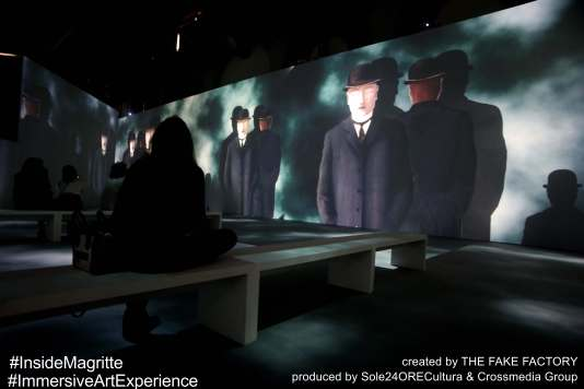 MAGRITTE ART EXPERIENCE THE FAKE FACTORY_00086