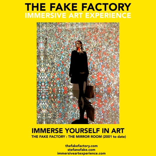 THE FAKE FACTORY - THE MIRROR ROOM IMMERSIVE ART_00443