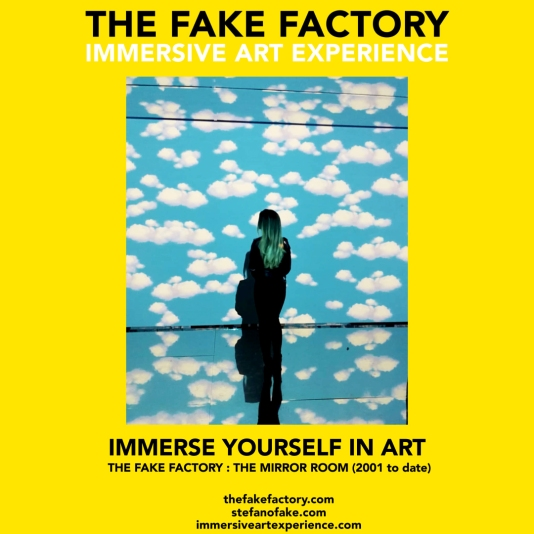 THE FAKE FACTORY - THE MIRROR ROOM IMMERSIVE ART_00451