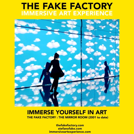 THE FAKE FACTORY - THE MIRROR ROOM IMMERSIVE ART_00545