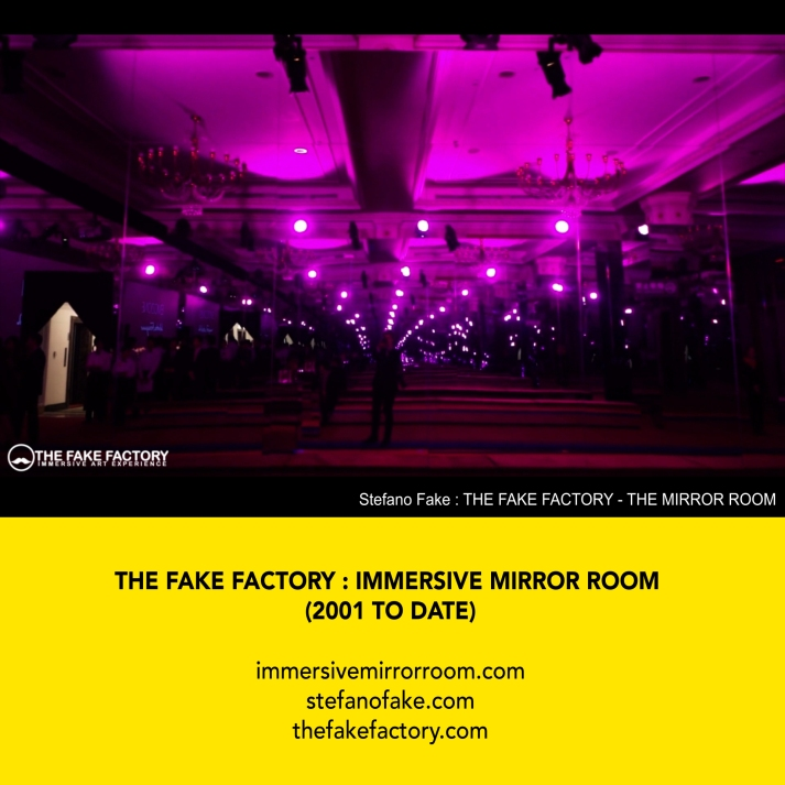 THE FAKE FACTORY + IMMERSIVE MIRROR ROOM_00021