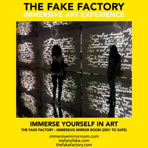 THE FAKE FACTORY immersive mirror room_00037