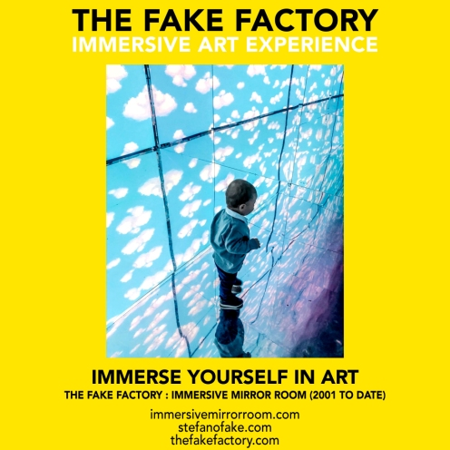 THE FAKE FACTORY immersive mirror room_00044