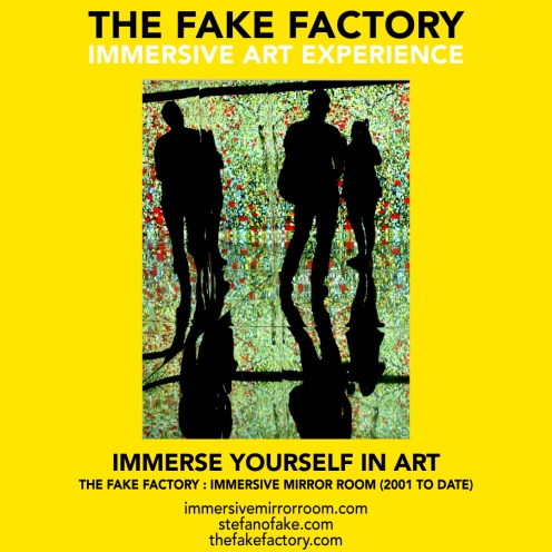 THE FAKE FACTORY immersive mirror room_00287