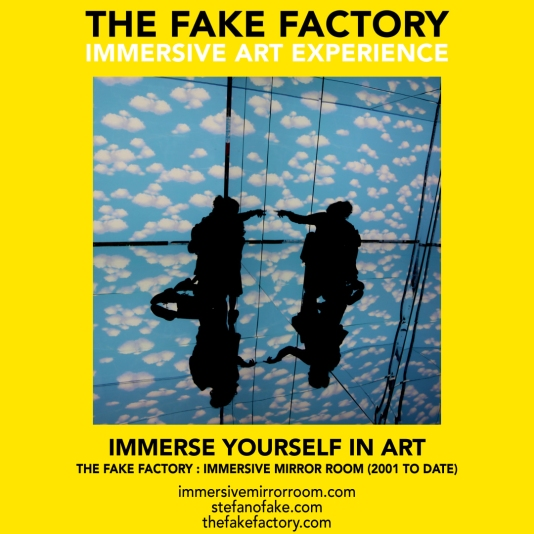 THE FAKE FACTORY immersive mirror room_00289
