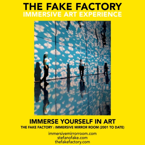 THE FAKE FACTORY immersive mirror room_00381