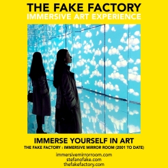 THE FAKE FACTORY immersive mirror room_00409