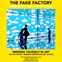THE FAKE FACTORY immersive mirror room_00439