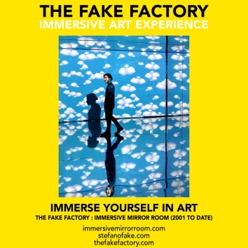THE FAKE FACTORY immersive mirror room_00440