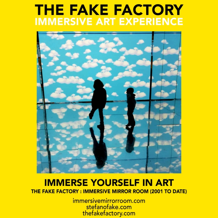 THE FAKE FACTORY immersive mirror room_00445
