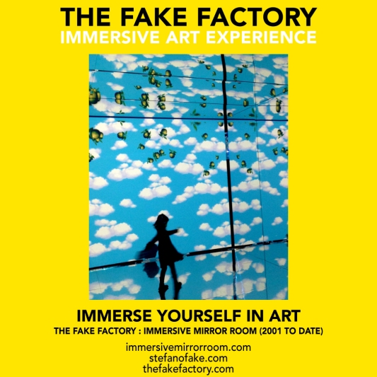 THE FAKE FACTORY immersive mirror room_00495
