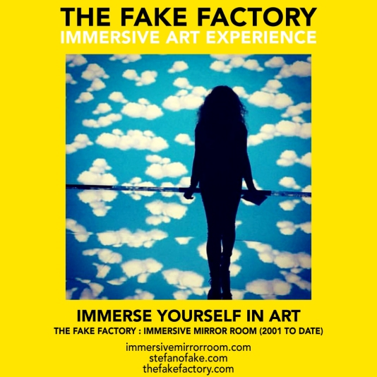 THE FAKE FACTORY immersive mirror room_00622