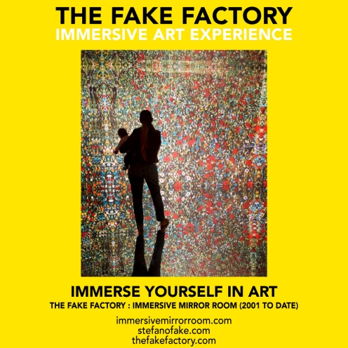 THE FAKE FACTORY immersive mirror room_00681