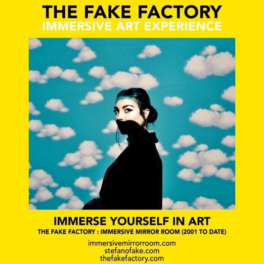 THE FAKE FACTORY immersive mirror room_00686