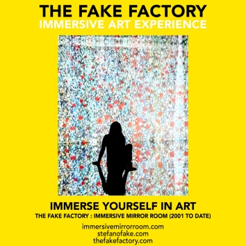 THE FAKE FACTORY immersive mirror room_00802