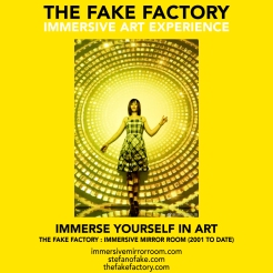 THE FAKE FACTORY immersive mirror room_00932