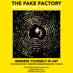 THE FAKE FACTORY immersive mirror room_00935