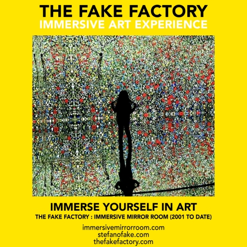 THE FAKE FACTORY immersive mirror room_00936