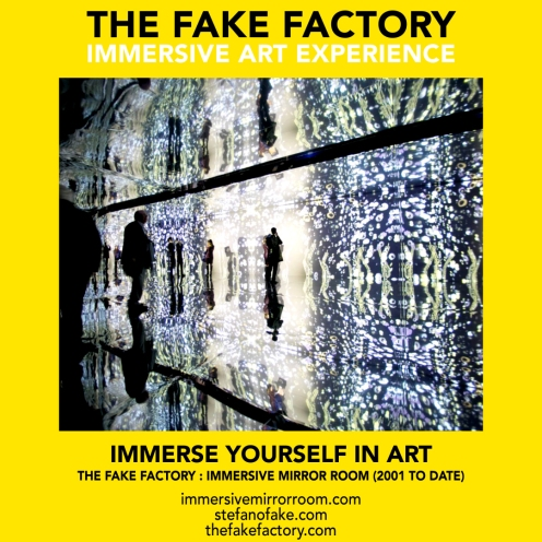 THE FAKE FACTORY immersive mirror room_01707