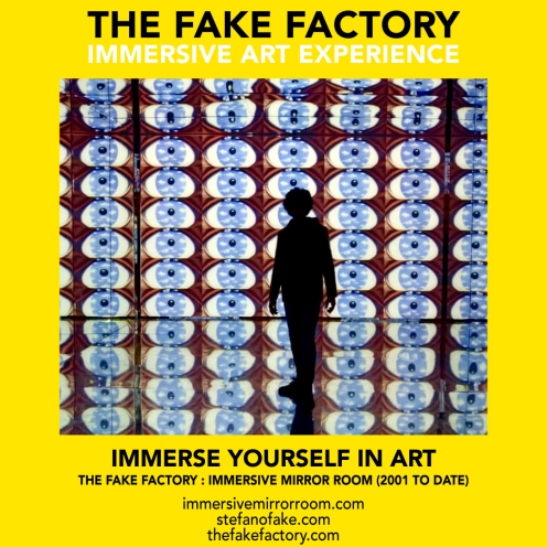 THE FAKE FACTORY immersive mirror room_01939
