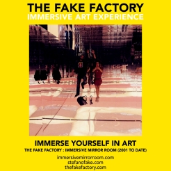 THE FAKE FACTORY immersive mirror room_01952