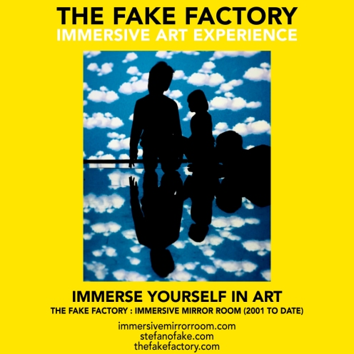 THE FAKE FACTORY immersive mirror room_01958