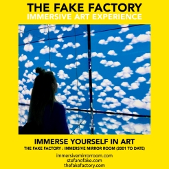 THE FAKE FACTORY immersive mirror room_01964