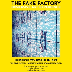 THE FAKE FACTORY immersive mirror room_01971