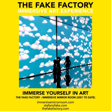 THE FAKE FACTORY immersive mirror room_01982