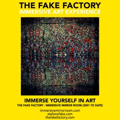 THE FAKE FACTORY immersive mirror room_01983