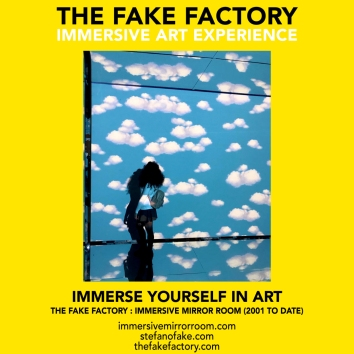 THE FAKE FACTORY immersive mirror room_02000