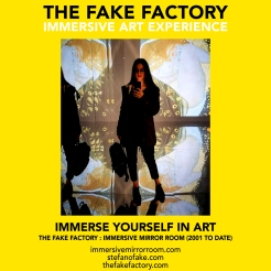 THE FAKE FACTORY immersive mirror room_02004