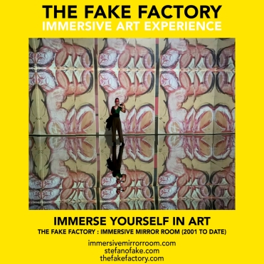 THE FAKE FACTORY immersive mirror room_02008
