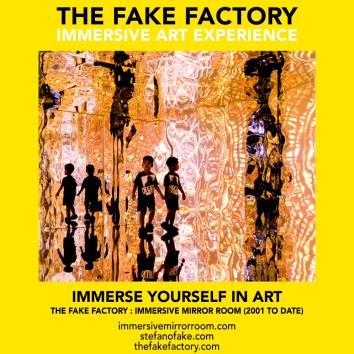 THE FAKE FACTORY immersive mirror room_02015