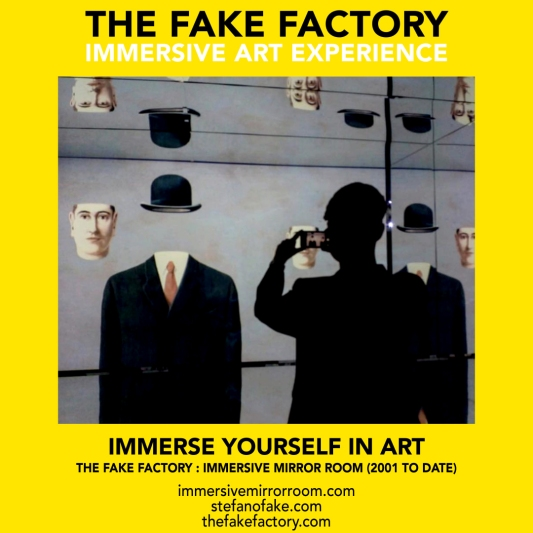 THE FAKE FACTORY immersive mirror room_02019