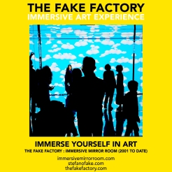 THE FAKE FACTORY immersive mirror room_02020