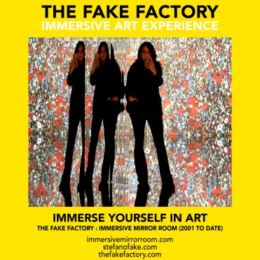 THE FAKE FACTORY immersive mirror room_02021