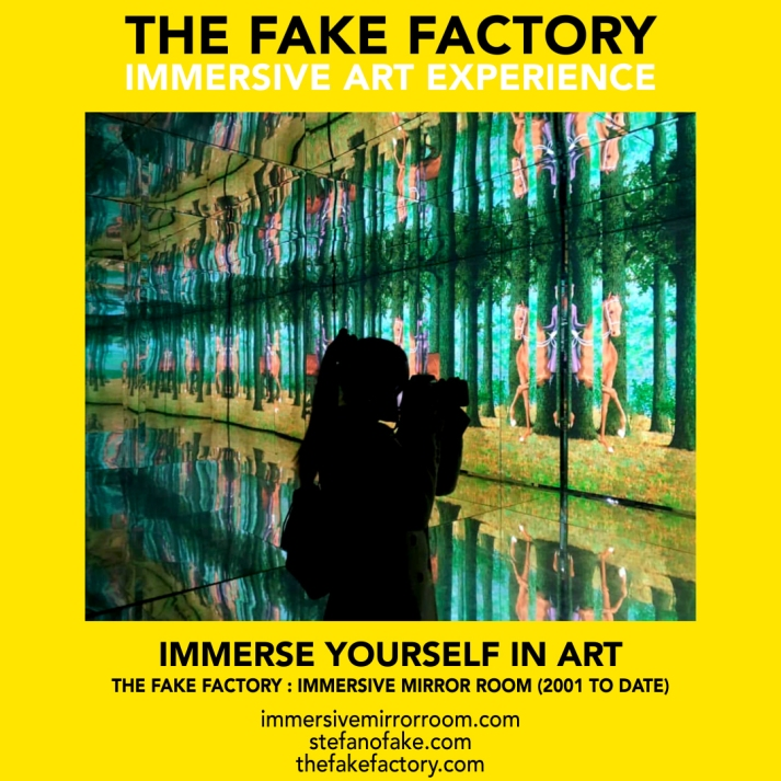 THE FAKE FACTORY immersive mirror room_02025