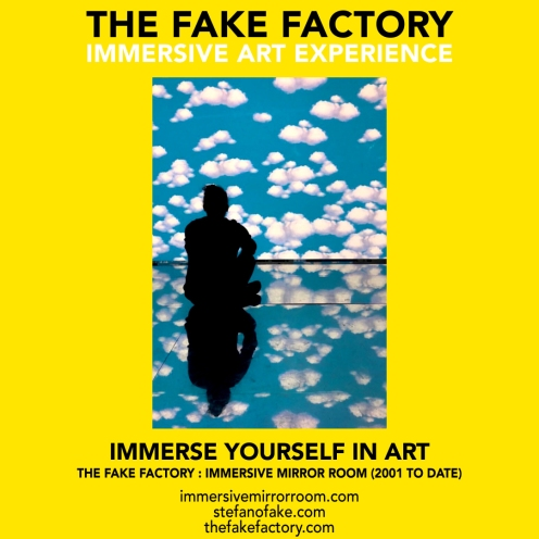 THE FAKE FACTORY immersive mirror room_02026