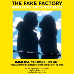 THE FAKE FACTORY immersive mirror room_02028