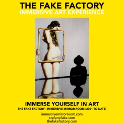 THE FAKE FACTORY immersive mirror room_02029