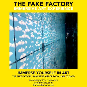 THE FAKE FACTORY immersive mirror room_02031