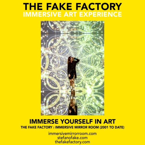 THE FAKE FACTORY immersive mirror room_02033
