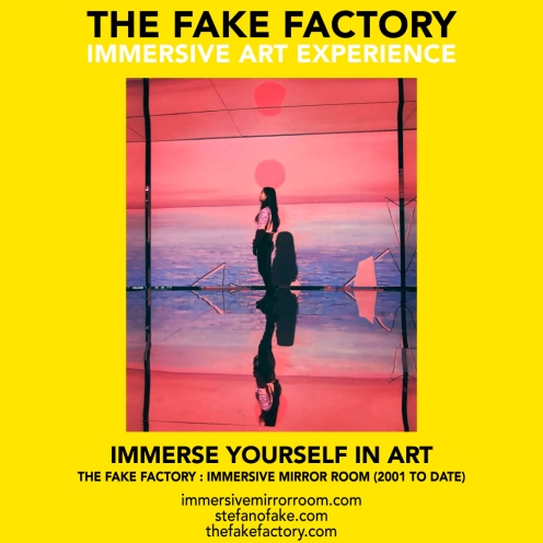 THE FAKE FACTORY immersive mirror room_02041